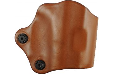 Blackhawk Leather Yaqui Slide Holster, Brown, Right 421501BNR