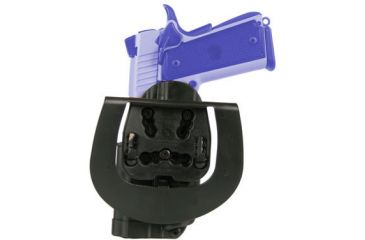 BlackHawk Level 2 SERPA Light Bearing Holster with Paddle