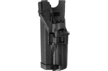 Blackhawk Level 3 Serpa Xiphos Duty Holster Matte Black Left Glock 21