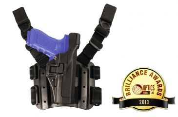 BlackHawk Level 3 Tactical SERPA Holster 4306