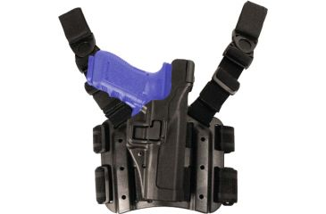 18-Blackhawk SERPA Tactical Level 3 Thigh Holster