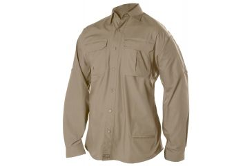 Blackhawk Lightweight Tactical Shirt w/ Long Sleeves - Khaki