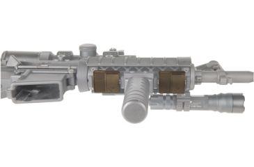 Blackhawk Locking Rail Panels, Short, 2 Panels, Dark Earth 71RP02DK