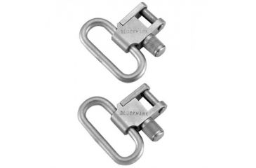 BlackHawk Lok-Down, 1inch Nickel Swivels 70SW02BK