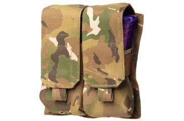 BlackHawk S.T.R.I.K.E. MOLLE System M4 Double Mag Pouch - MultiCam