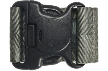 BlackHawk Enhanced Military Web Belt - Up to 43 - Foliage Green 41WB02FG