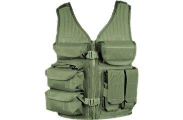 BlackHawk Omega Elite EOD Tactical Vest, Olive Drab, Size 192