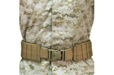 BlackHawk Padded Patrol Belt - Small, up to 38in (available in Black)