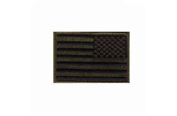BlackHawk Patch- Subdued Flag- Reversed