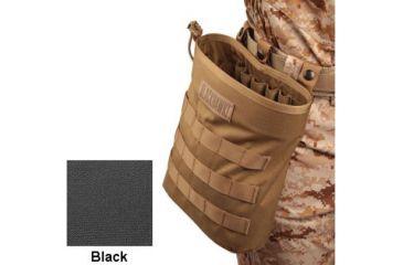 BlackHawk Roll-up MOLLE Dump Pouch, Black 37CL117BK