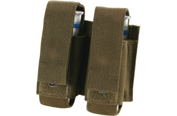 Blackhawk S.T.R.I.K.E. 40MM Grenade Pouch (Holds 2) w/Speed clips, Color - Olive Drab, 38CL22OD