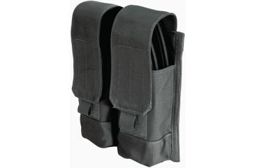 BlackHawk S.T.R.I.K.E. AK/M4 Double Mag Pouchw/ Speed Clip - Black 38CL84BK