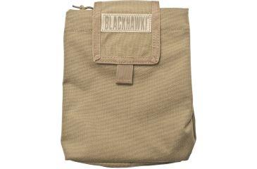 Blackhawk S T R I K E Folding Dump Pouch Molle Version Coyote Tan 37cl77ct