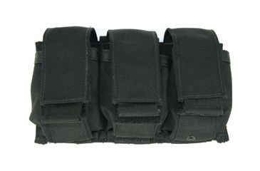 BlackHawk S.T.R.I.K.E. Gen-4 MOLLE System Triple Frag Pouch - Pop-up