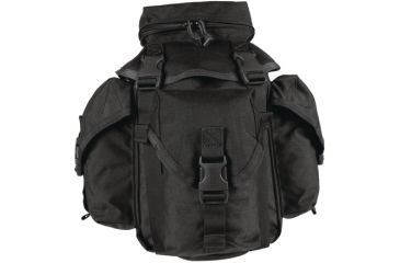 Blackhawk S.T.R.I.K.E. L.R.R.P. Butt Pack gp w/Speed clips, Color - Black, 38CL17BK