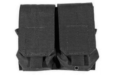 BlackHawk S.T.R.I.K.E. M16 Mag Pouch Double Black 38CL87BK-GSA