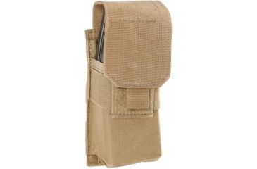 BlackHawk S.T.R.I.K.E. M4/M16 Single Mag Pouch - Coyote Tan 38CL02CT