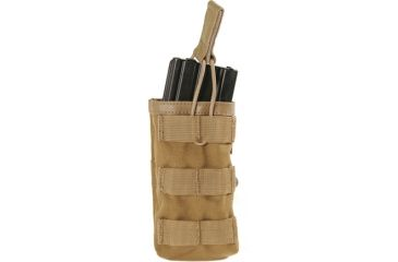 BlackHawk S.T.R.I.K.E. M4/M16 Single Mag Pouch w/ Speed Clip - Coyote Tan 38CL68CT