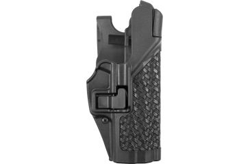 Blackhawk SERPA Level 3 Duty Holster - Basketweave Black, Right Hand - Full Size H&K USP