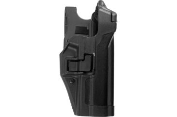 Blackhawk Serpa Level 3 Duty Holster for Sig 250DC, Plain Black Finish, Right Hand
