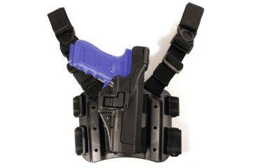 BlackHawk TAC SERPA Level 3 430600BK-L for 17 / 19 / 22 / 23 / 31 / 32 Glocks Left Hand