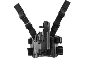 Blackhawk SERPA Tactical Level 3 Holster for Xiphos, Black, Right 430716BKR