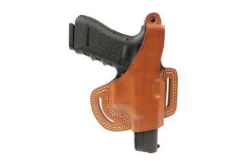 Blackhawk Leather Slide w/Thumb Break Holster, Sig 220/225/226, Right Hand