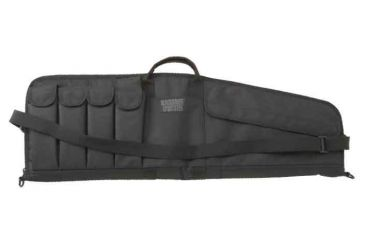BlackHawk Sportster 36in Scoped Rifle Case, Black 74SG36BK