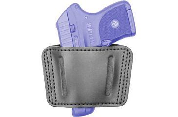 Blackhawk Leather Ambi Belt Slide Holster SM 74LH00BK