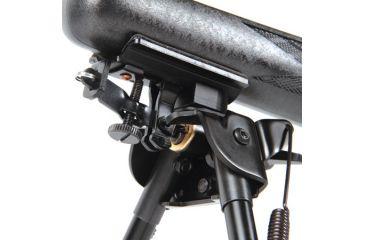 BlackHawk Sportster TraverseTrack Pivot Bipod Black 14.5-29.25 Inches