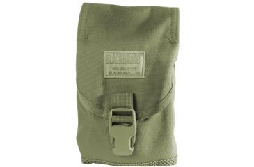 BlackHawk S.T.R.I.K.E. 1qt Canteen/Mag Pouch with Speed Clip, OD Green