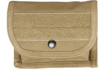 BlackHawk STRIKE Gen-4 MOLLE System Small Utility Pouch, Coyote Tan