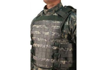 9-Blackhawk S.T.R.I.K.E. Carrier Cordura Lining Armor