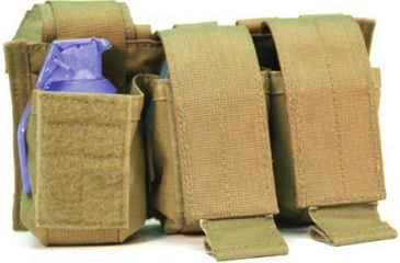 BlackHawk S.T.R.I.K.E. Triple Pop-up Frag Grenade Pouch