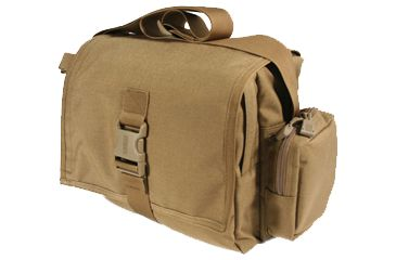 BlackHawk Tactical Battle Bag w/Map Pocket - Coyote Tan 60BB02CT