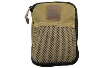 3-BlackHawk Tactical BDU Mini Pocket Pack / Travel Notebook Organizer Case