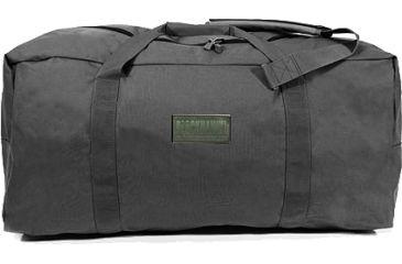 BlackHawk Tactical CZ Gear Bag, Black w/ HawTex Shoulder Pad 20CZ00BK
