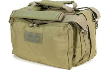 BlackHawk Tactical M.O.B. Mobile Operations Bag, Medium, Coyote Tan - 20MOB2CT