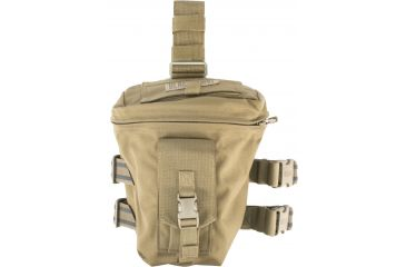 BlackHawk Tactical Omega Elite Dump Pouch, Coyote Tan 56DP00DE