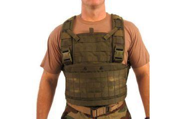 BlackHawk S.T.R.I.K.E. Commando Harness - Olive Drab