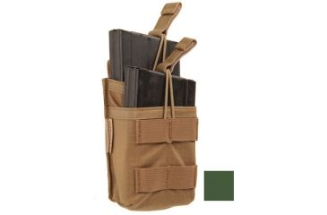 BlackHawk Tier Stacked Magazine Pouch M4/FAL, Olive Drab 37CL119OD