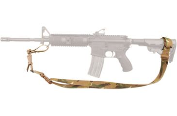 3-BlackHawk Universal Swift Sling, AR-15 Tac 1.25in 70GS17