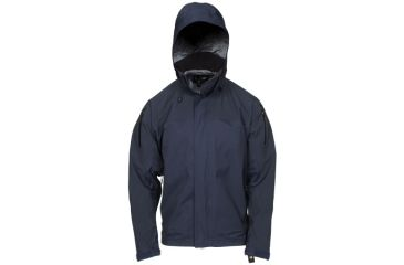 Blackhawk Shell Jak Navy with Hood