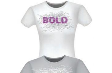 BlackHawk Women's Graphic T-Shirt - BOLD, White, Small 92GT01WH-SM