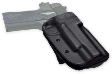 "Blade Tech OWB Holster - Springfield XDM 45 4.5in. - Black - Right, Black, Springfield XDM 45 4.5"" HOLX000802986702"