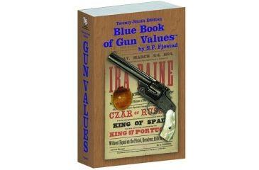 Blue Book Publications 29th Edition Gun Value Book 54133