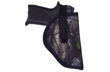 Blue Stone Safety Hip Clip Holster Mid/Full No Mag/Right Hand, Camo, .380 BCSH20CM-R-NM