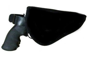 Blue Stone Safety, Hunter Belt Slide Holster, Black, RH, BS015BK-000-R