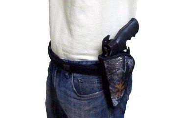 Blue Stone Safety, Hunter Belt Slide Holster, Camo, LH, BS015CM-000-L