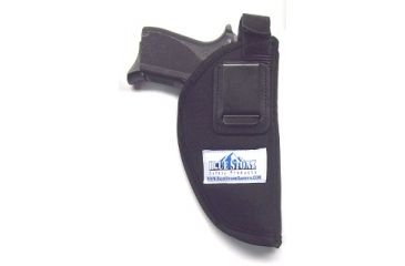 Blue Stone Safety, Nylon Belt Clip holster, Black, Medium, RH, BC13-002-R